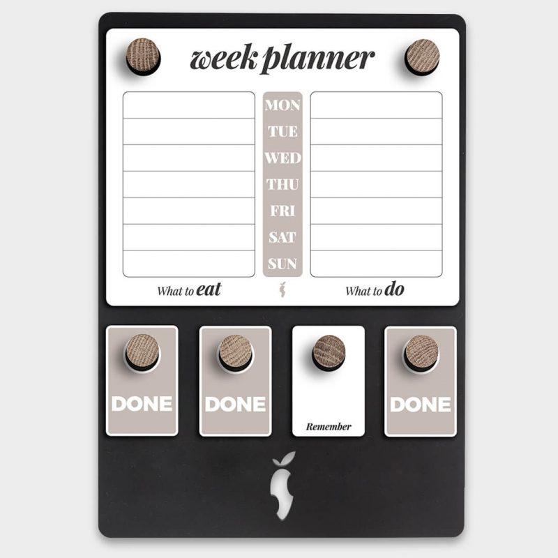 Week Planner Background